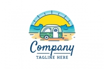 Rv Travel Logo